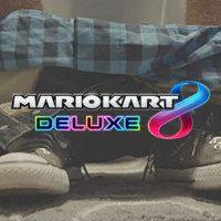 Mario Kart 8 na toalecie