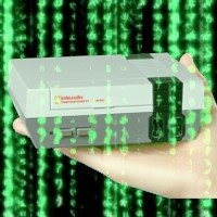 NES mini hacked