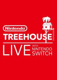 Nintendo Treehouse Live z Nintendo Switch