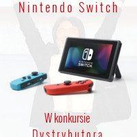 Konkurs wygraj Nintendo Switch