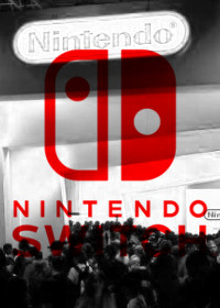 Nintendo Switch Praga