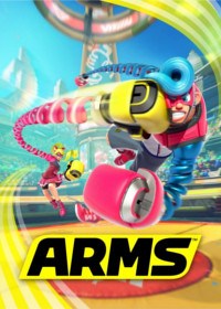 ARMS na Nintendo Switch