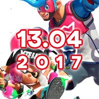 Nintendo Direct Splatoon 2 i ARMS