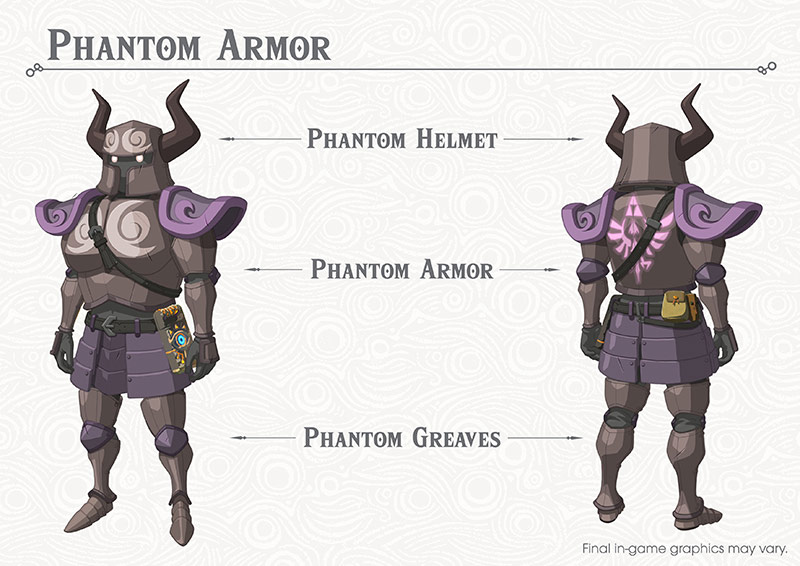 Zbroja Phantom