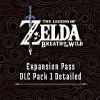 Breath oof the Wild szczegóły pierwszego DLC