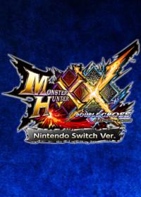 Monster Hunter XX Switch Version