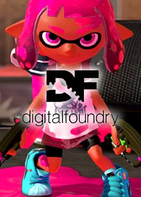 Digital Foundry Splatoon 2