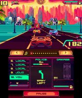 80's OVERDRIVE Screen