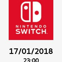 Nintendo Switch 17/01/2018 23:00