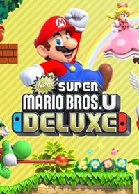New Super Mario Bros.U Deluxe