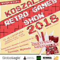 Koszalin Retro Games Show 2018