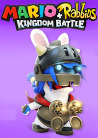 WYZWANIE #3 / WIOSNA / Mario + Rabbids: Kingdom Battle