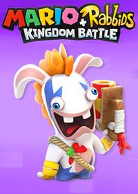 WYZWANIE #6 / WIOSNA / Mario + Rabbids: Kingdom Battle