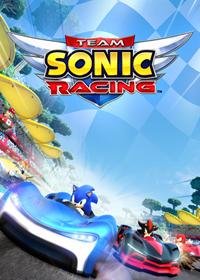Nadjeżdża Team Sonic Racing