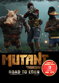 Mutant Year Zero: Road to Eden już wkrótce na Nintendo Switch