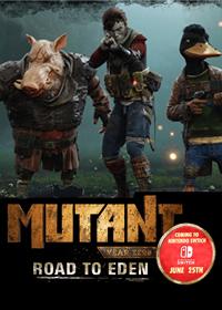 Mutant Year Zero: Road to Eden już wkrótce na Nintendo Switch