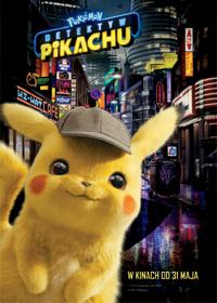 KINO: Pokémon: Detektyw Pikachu