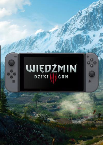 Wiedźmin 3 na Nintendo Switch