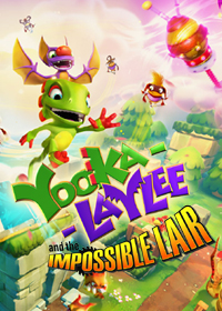 Yooka-Laylee and the Impossible Lair – nowa gra Playtonic Games
