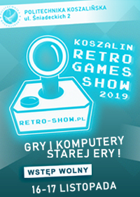 Koszalin Retro Games Show 2019