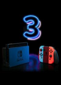 Trzecie urodziny Nintendo Switch!
