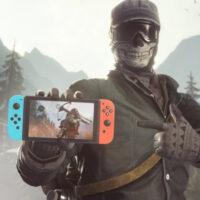 Vigor na Nintendo Switch