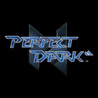 Logo Perfect Dark na Nintendo 64