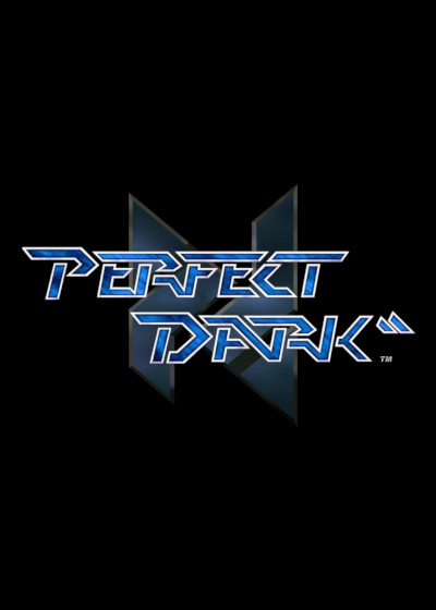 Logo Perfect Dark na Nintendo 64